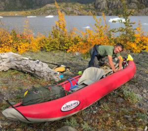 Alan Parks - Boat Captain & Guide - Kachemak Bay Adventures - St. Augustine's Kayak & Tours - Alan's Water Taxi in Homer, Alaska
