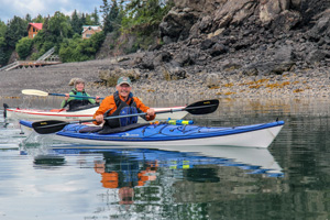 St. Augustine Kayak & Tours - Kachemak Bay Halibut Cove